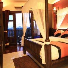 Dee Andaman Hotel 4* Улучшенный номер с различными типами кроватей фото 4