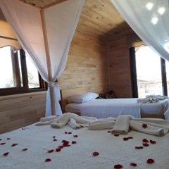 Отель Cirali Flora Pension 3* Стандартный семейный номер с двуспальной кроватью фото 2