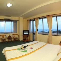 Отель Cap Saint Jacques 3* Люкс с различными типами кроватей фото 3