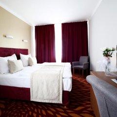 Central Hotel Pilsen 4* Стандартный номер фото 3