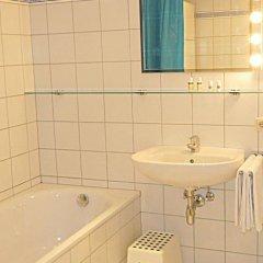 Отель Appartement City Австрия, Зальцбург - отзывы, цены и фото номеров - забронировать отель Appartement City онлайн ванная