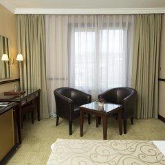 Topkapi Inter Istanbul Hotel 4* Стандартный номер с различными типами кроватей фото 31