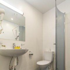 Aquamarine Hotel 3* Стандартный номер с разными типами кроватей фото 13
