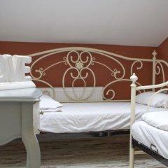 Хостел Gindza Hostel Sretenka Стандартный номер с разными типами кроватей фото 4