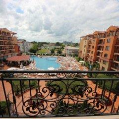 Апартаменты Menada Diamant Residence Apartments Солнечный берег балкон