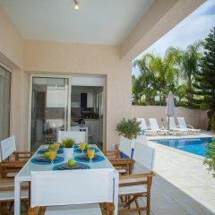 Отель Villa Michelle 2 Кипр, Протарас - отзывы, цены и фото номеров - забронировать отель Villa Michelle 2 онлайн бассейн фото 3