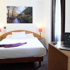 Отель Hôtel De La Tour Париж комната для гостей фото 4