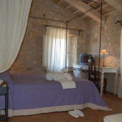 Отель Valcastagno Relais Италия, Нумана - отзывы, цены и фото номеров - забронировать отель Valcastagno Relais онлайн комната для гостей фото 2