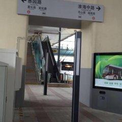 Metropolo Classiq Shanghai Jing'an Temple Hotel развлечения