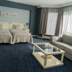 First Euroflat Hotel 4* Номер Бизнес с разными типами кроватей фото 6