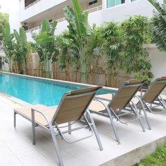 Апартаменты The Place Pratumnak by Pattaya Rental Apartments Паттайя бассейн