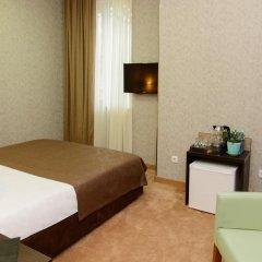 Отель King David 3* Стандартный семейный номер с двуспальной кроватью фото 18