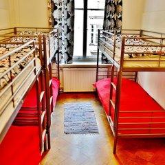 Hostel Diana Park Кровать в женском общем номере с двухъярусной кроватью фото 2