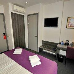 Hotel Parkview 3* Номер Делюкс с двуспальной кроватью фото 23