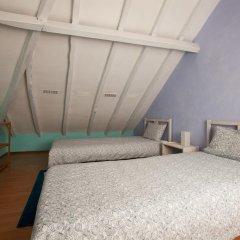 Отель Ericeira Surf Camp 2* Кровать в общем номере двухъярусные кровати фото 28