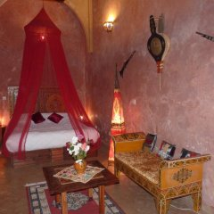 Отель Riad Marlinea 3* Люкс с различными типами кроватей фото 8