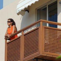 Minos Hotel балкон
