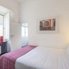5 Sins Chiado Hostel Стандартный номер с различными типами кроватей