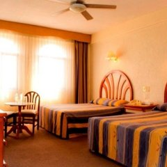 Отель Casa Real Zacatecas 3* Стандартный номер с различными типами кроватей фото 2