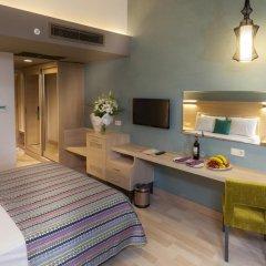 Belek Beach Resort Hotel 5* Стандартный номер с различными типами кроватей фото 19