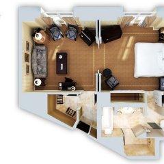 Отель The Westin Palace, Madrid 5* Номер Делюкс с различными типами кроватей фото 6
