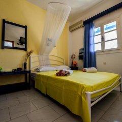 Отель Villa Kostas Греция, Остров Санторини - отзывы, цены и фото номеров - забронировать отель Villa Kostas онлайн комната для гостей
