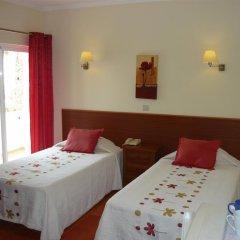 Agua Marinha - Hotel 2* Стандартный номер с 2 отдельными кроватями фото 2