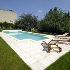 Отель Château Bouvet Ladubay Сомюр бассейн