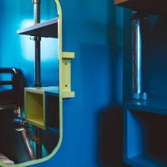 Clink78 Hostel Номер Prison cells с двухъярусной кроватью (общая ванная комната) фото 7