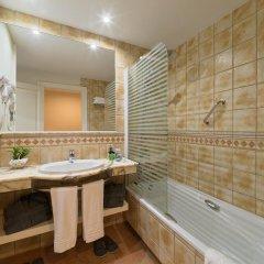 Отель H10 Sentido Playa Esmeralda - Adults Only 4* Улучшенный номер разные типы кроватей фото 6