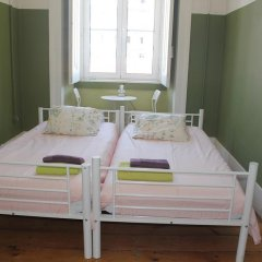 Отель A Casa da Maria Amelia Португалия, Лиссабон - отзывы, цены и фото номеров - забронировать отель A Casa da Maria Amelia онлайн комната для гостей фото 3