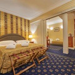 Grand Hotel Adriatico 4* Люкс с различными типами кроватей