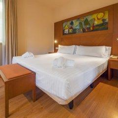 Отель Checkin Valencia 4* Стандартный номер разные типы кроватей фото 3