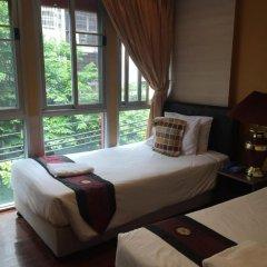 Отель China Guest Inn Бангкок спа