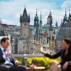 Отель Golden Prague Residence городской автобус