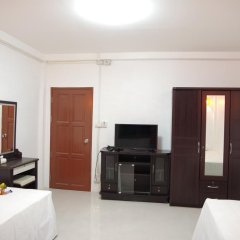 Donmueang Airport Residence Hostel Номер Делюкс с различными типами кроватей фото 2