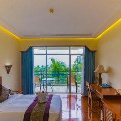 Sanya South China Hotel 4* Стандартный номер с различными типами кроватей фото 8