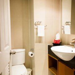 I Residence Hotel Sathorn 3* Улучшенный номер с различными типами кроватей фото 7