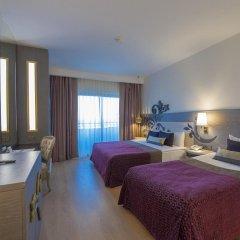 Отель Kirman Belazur Resort And Spa 5* Стандартный номер фото 3