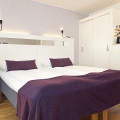 Отель Scandic Sjølyst 3* Стандартный номер с различными типами кроватей фото 3