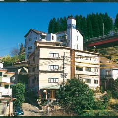 Отель Ryokan Seoto Yuoto No Yado Ukiha Хита