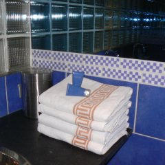 Отель Residentie Continental сауна