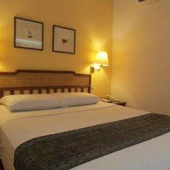 Perak Hotel 3* Стандартный номер с различными типами кроватей фото 2