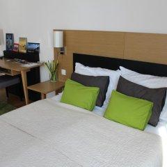 Апартаменты Bauhaus Studio Будапешт комната для гостей фото 2