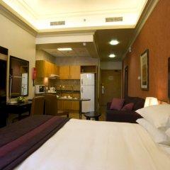 Al Khoory Hotel Apartments Студия с различными типами кроватей фото 10