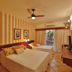 Manary Praia Hotel 4* Стандартный номер с различными типами кроватей фото 5