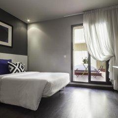 Отель Acta BCN 40 2* Стандартный номер с различными типами кроватей фото 4