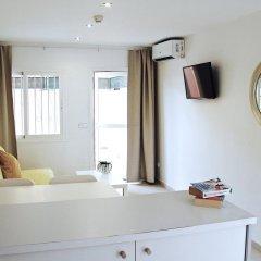 Апартаменты Naika Studios & Apartments удобства в номере