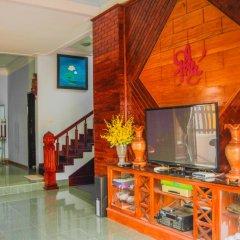 Отель Lam Chau Homestay интерьер отеля фото 2