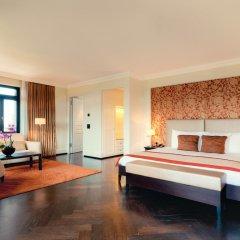 Отель The Dolder Grand 5* Люкс Делюкс с различными типами кроватей